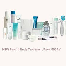 new face and body treatmen nora shop